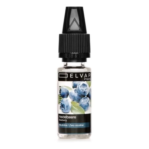Premium E-Liquid | Heidelbeere (ohne Nikotin)