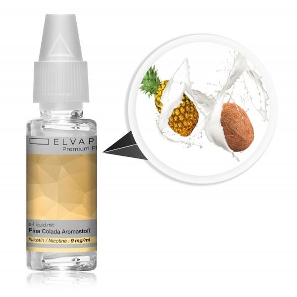 Premium Plus E-Liquid - Pina Colada (mit Nikotin)