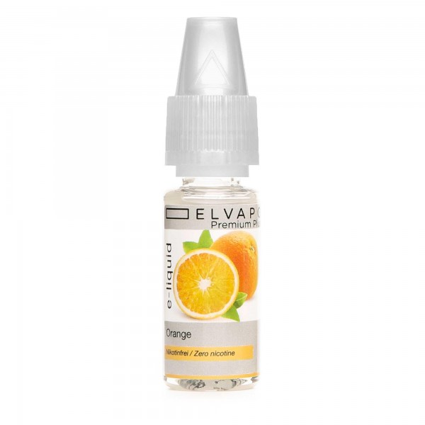 Premium Plus E-Liquid - Orange (ohne Nikotin)