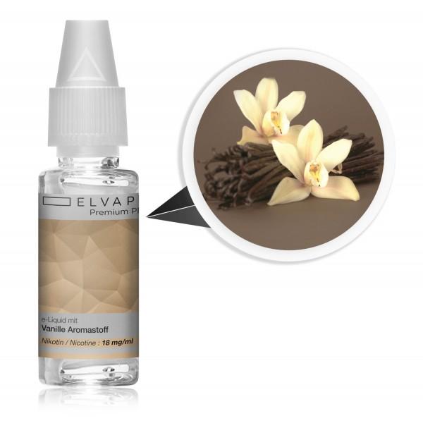 Premium Plus E-Liquid - Vanille (mit Nikotin)