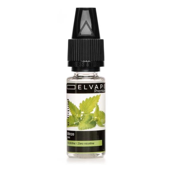 Premium E-Liquid | Minze (ohne Nikotin)