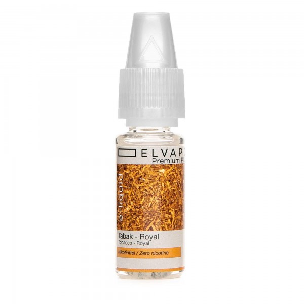 Premium Plus E-Liquid - Tabak - Royal (ohne Nikotin)