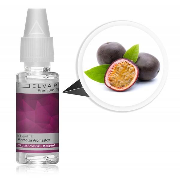 Premium Plus E-Liquid - Maracuja (mit Nikotin)