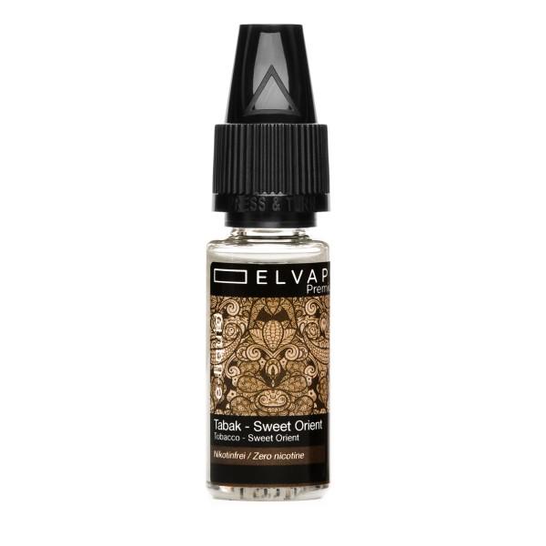 Premium E-Liquid | Tabak - Sweet Orient (ohne Nikotin)