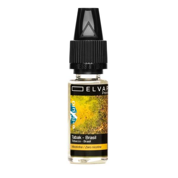 Premium E-Liquid | Tabak - Brasil (ohne Nikotin)