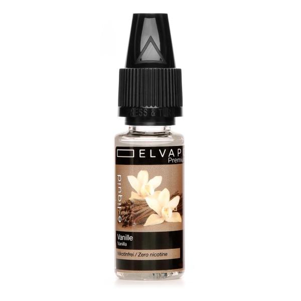 Premium E-Liquid | Vanille (ohne Nikotin)