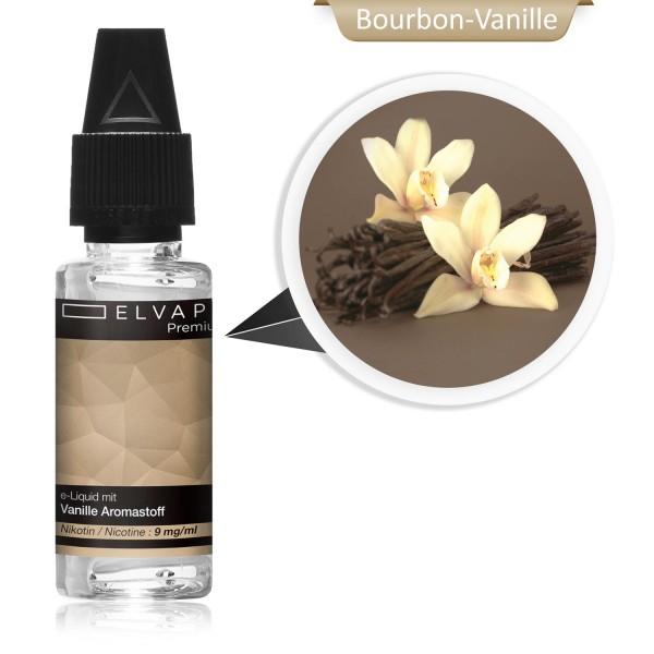 Premium E-Liquid - Vanille (mit Nikotin)
