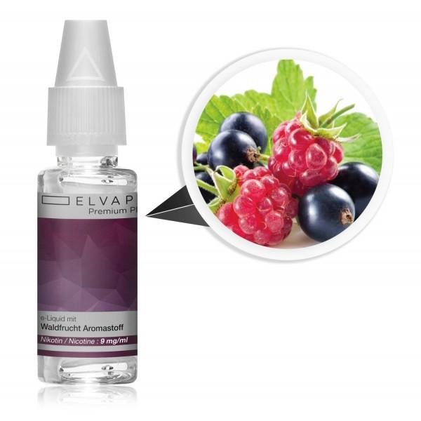 Premium Plus E-Liquid - Waldfrucht (mit Nikotin)