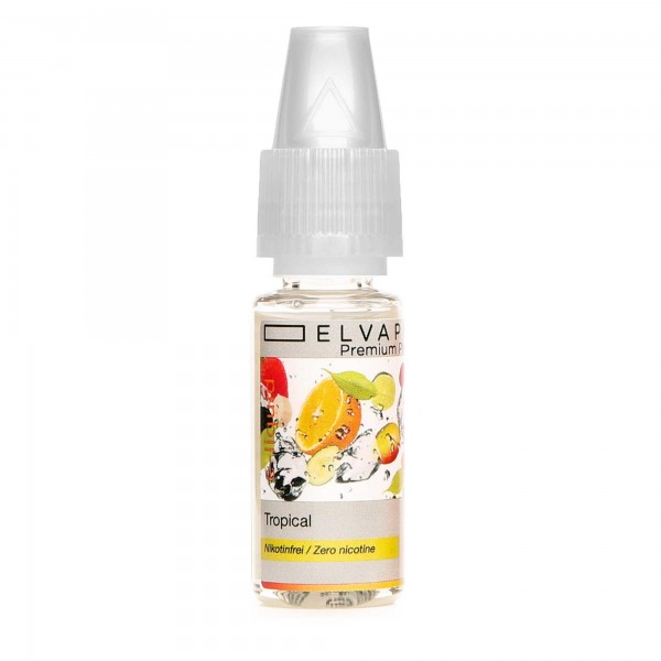 Premium Plus E-Liquid - Tropical (ohne Nikotin)