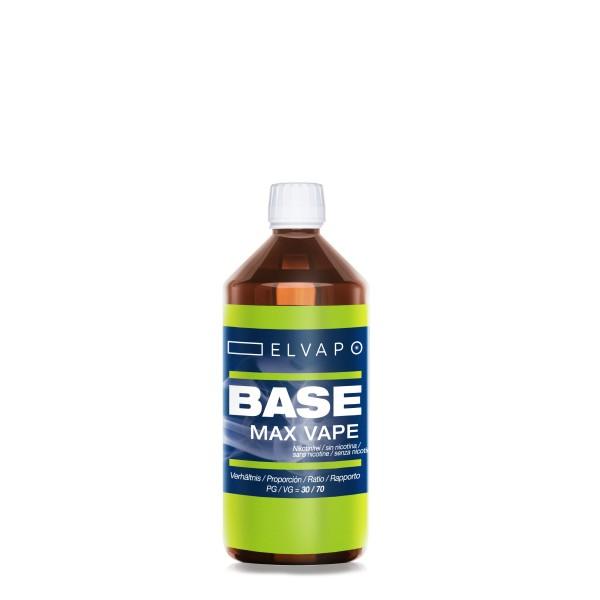 250ml BASE - Max Vape (PG/VG=30/70)