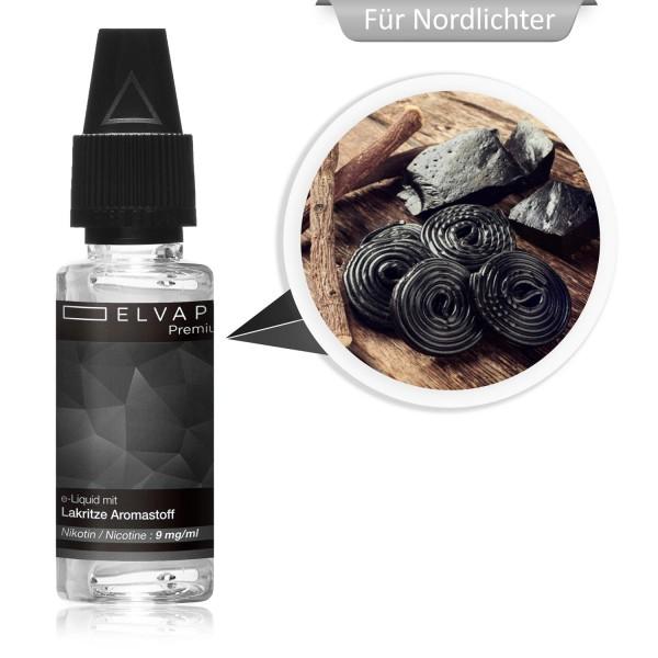 Premium E-Liquid - Lakritze (mit Nikotin)