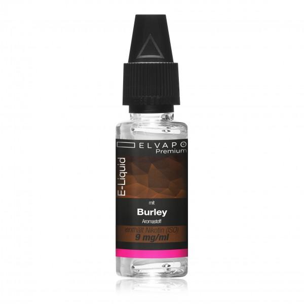 Premium E-Liquid - Tabak - Burley (mit Nikotin)