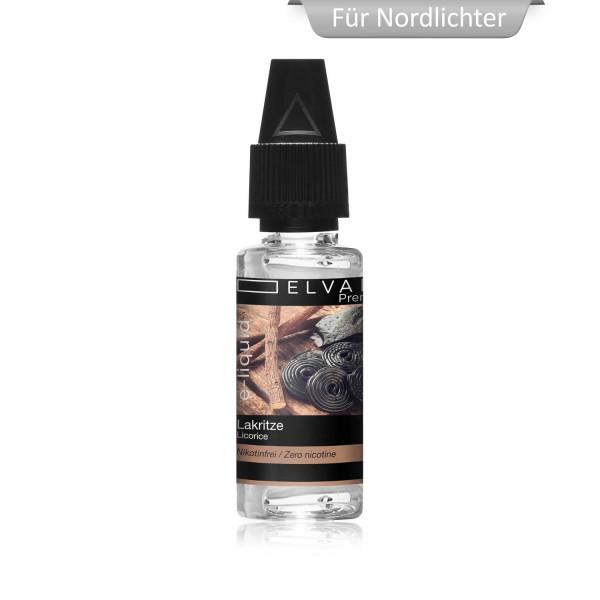 Premium E-Liquid - Lakritze (ohne Nikotin)