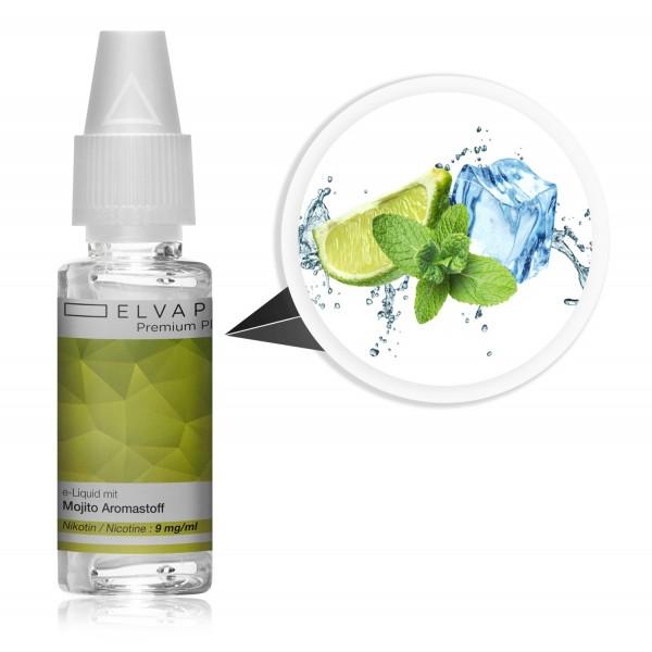 Premium Plus E-Liquid - Mojito (mit Nikotin)