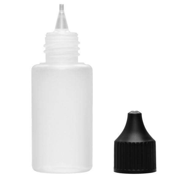 30ml PE Flasche mit Dropper