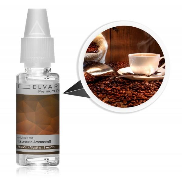 Premium Plus E-Liquid - Espresso (mit Nikotin)