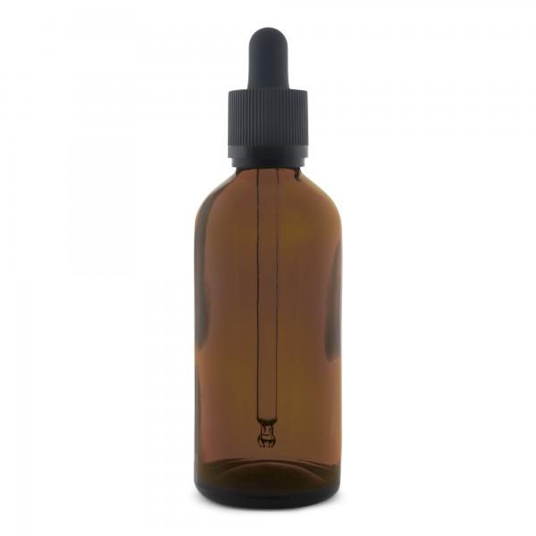 100ml Pipettenflasche Braunglas (mit Kindersicherung)