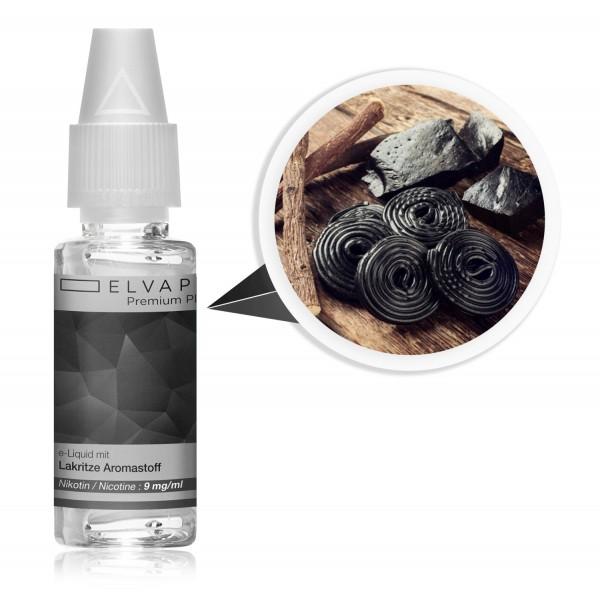 Premium Plus E-Liquid - Lakritze (mit Nikotin)